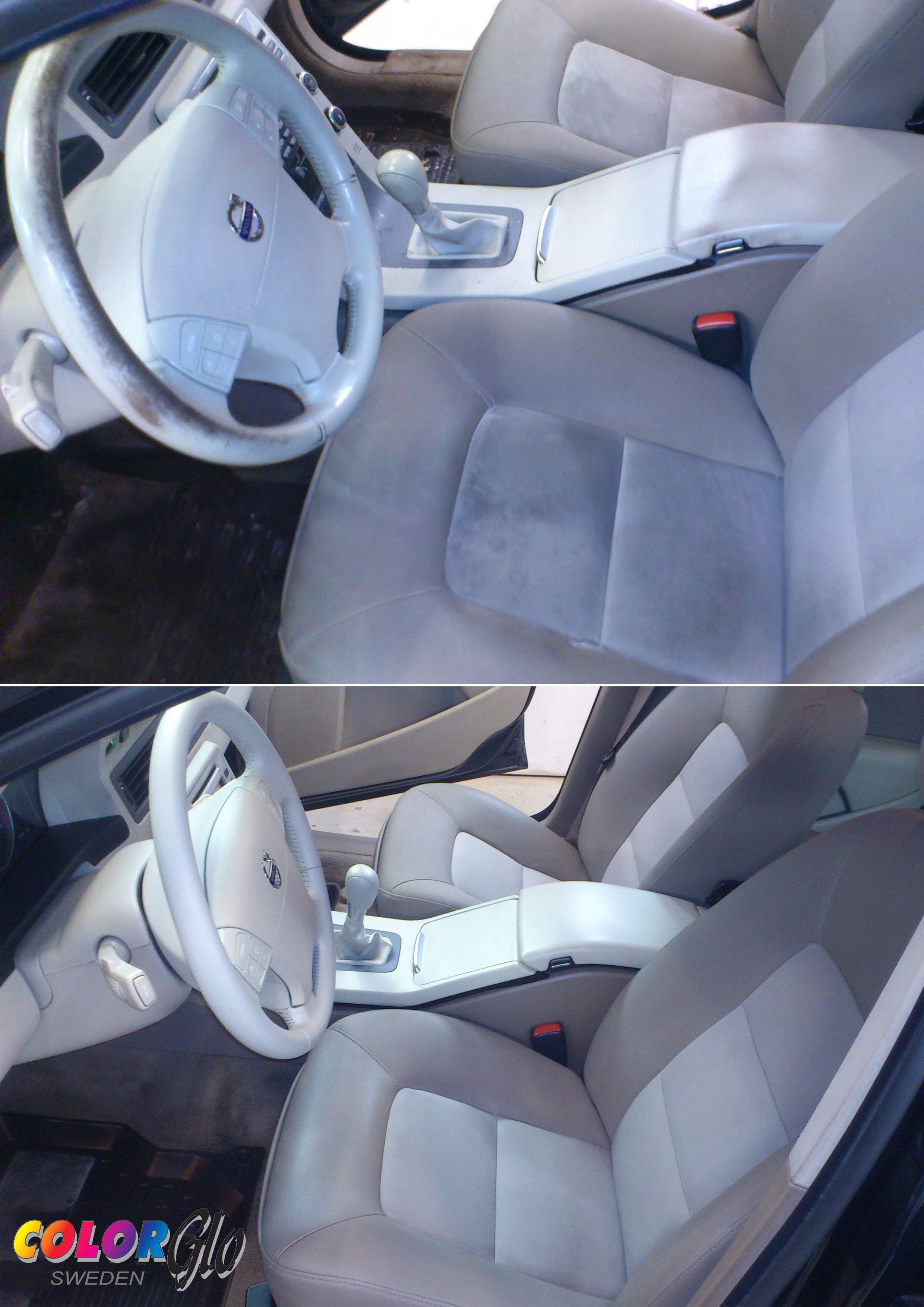 Fantastisk Volvo | Bilvård och skinnvård av ColorGlo MX-62